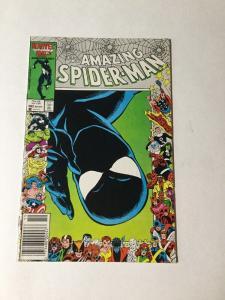 Amazing Spider-man 282 Vf Very Fine Newsstand
