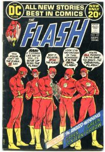 Flash  #217 1972-DC-Green Lantern & Green Arrow series-NEAL ADAMS- G
