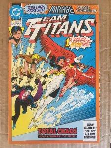 Team Titans #1 (1992)