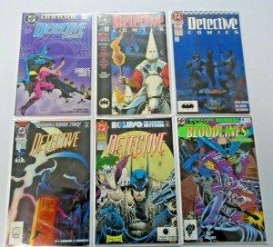 Detective Comics Annual set:#1-12 8.0 VF (1988)