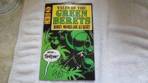 2000 THE GREEN BERETS # 7 ( ACG COMICS )(