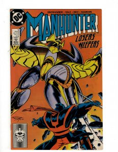 Manhunter #12 (1989) SR8