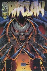 Ripclaw (Apr 1995 series) Special #1, NM (Stock photo)