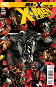 X-Men: Legacy #247 VF/NM; Marvel | save on shipping - details inside