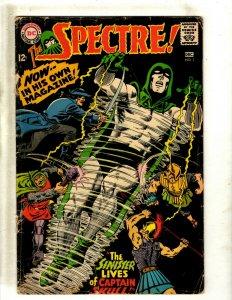 The Spectre # 1 VG DC Silver Age Comic Book Justice League Batman Flash J462
