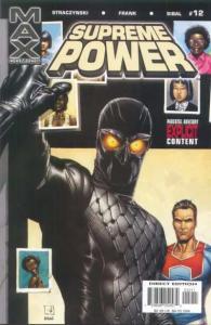 Supreme Power (2003 series) #12, NM (Stock photo)