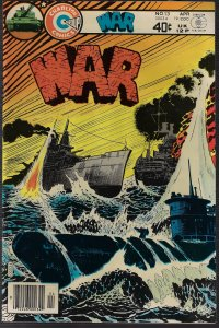 War #13 (Charlton, 1979) NM-
