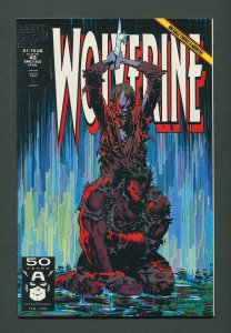 Wolverine #43 / 9.6 NM+ - 9.8 NM-MT  (1988 1st Series)