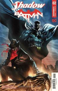 Shadow/Batman, The #2D VF/NM; Dynamite | save on shipping - details inside