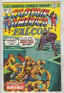 Captain America #187 (Jul-75) NM- High-Grade Captain America