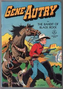 Gene Autry-Four Color Comics-#93 1945-Till Goodman-Jesse Marsh-FN+