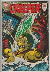 Creeper, Beware The #6 (Apr-69) VF/NM High-Grade Creeper
