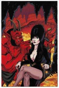 Elvira Mistress Of Dark #5 RI 1:10 Variant (Dynamite, 2018) VF/NM