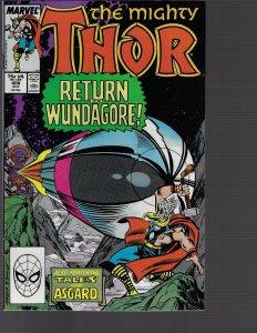 Thor #374 (Marvel, 1989) NM-