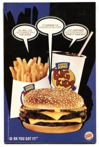 Looney Tunes #1 2002- Bugs Bunny- DC Burger King Promo
