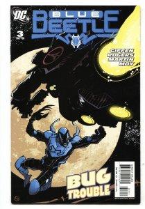 Blue Beetle #3 2006 PEACEMAKER - comic book DC NM-