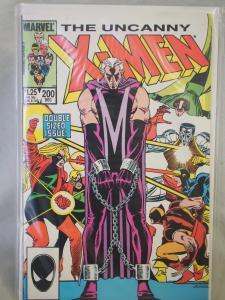 Uncanny X-Men 200  1985  in VF/NM condition. Unread .
