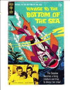 Voyage to the Bottom of the Sea #14 (Nov-68) FN/VF Mid-High-Grade