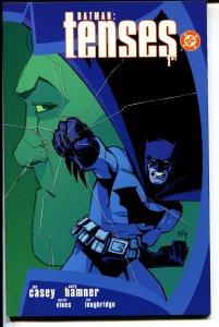 Batman: Tenses-#1-Joe Casey-TPB-trade