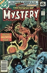 House of Mystery (1951 series) #264, VG+ (Stock photo)