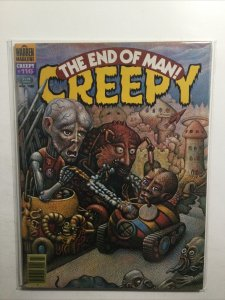 Creepy 116 Fine Fn 6.0 Mar 1980 Warren Magazine