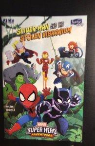 Marvel Super Hero Adventures: To Wakanda and Beyond #1 (2018)