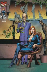 Kin #4 VF/NM; Image   save on shipping - details inside