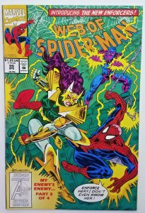 Web of Spider-Man 99 | 1st Full App Appearance Nightwatch | Marvel Comic | 1993