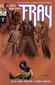 Fray #5 (2nd) VF/NM; Dark Horse | save on shipping - details inside