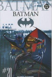 Coleccionable Batman numero 20: Lazos de sangre