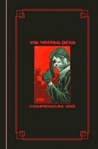 Walking Dead Compendium Volume One RED FOIL SKYBOUND SEALED HC Vol. 1 OOP NEW