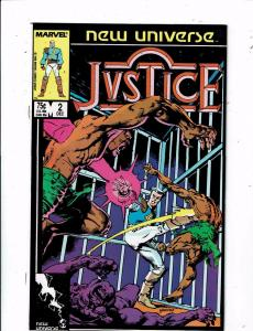 Lot of 12 Justice Marvel Comic Books #2 3 18 20 21 22 23 24 25 26 27 28 DC4
