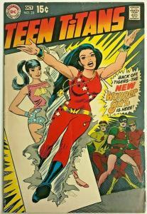 TEEN TITANS#23 VG/FN 1969 DC SILVER AGE COMICS