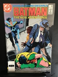 Batman #416 (1988) Wow! Night wing and Robin cover key Key NM-