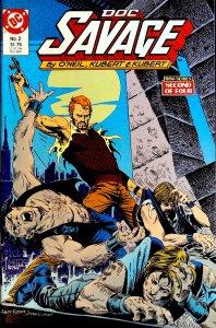 Doc Savage #2 (1987)