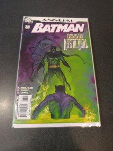 Batman Annual #26 (2007)
