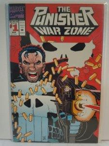 The Punisher: War Zone #1