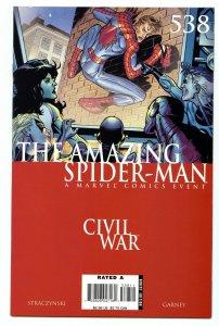 Amazing Spider-man 538 Jan 2007 NM- (9.2)