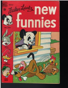 New Funnies #133 (Dell, 1948)