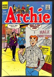 Archie #190 (1969)