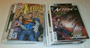 Action Comics by Bendis #1000,1001-1020,1022 comics lot of 22 Sook Epting Romita
