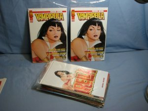 22 VAMPIRELLA COMIC BOOKS HARRIS VENGEANCE DRAKULON VARIOUS TITLES MANGA L@@K!!