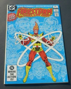 Firestorm #1 VF 8.0 High Grade DC Comic Book Origin/1st Appearance Black Bison