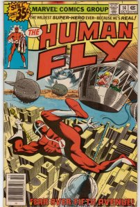 From Marvel Comics! The Human Fly Issue 14!