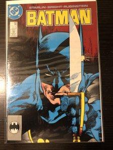 Batman vol. 1 #422 (1st print)  Starlin Cover