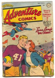 Adventure Comics #170 1951- SUPERBOY- Aquaman- Green Arrow G+