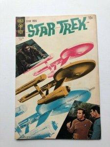 Gold Key STAR TREK #4 June 1969 VERY GOOD (A273M)