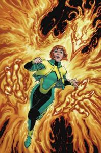 Jean Grey #1 Poster by Yardin (24 x 36) Rolled/New!