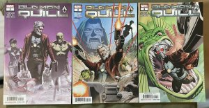 Lot of 5 Old Man Quill #2-6 (2019 Marvel)