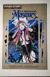 Masques #2 (1992) Innovation Comic Book J756